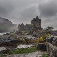 замок Донан красив в любую погоду :: Galina