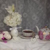Чайный натюрморт. :: нина