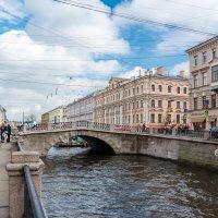 СПб. Канал Грибоедова. Каменный мост. :: Виктор Орехов