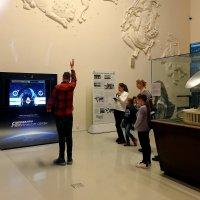 Интерактивные игры в музее космонавтики. :: Татьяна Помогалова