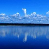 Река Енисей :: Георгий А