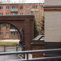 Граница нищеты и богатства :: Дима Пискунов