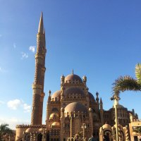 Мечеть Аль-Сахаба :: Tatiana Kretova
