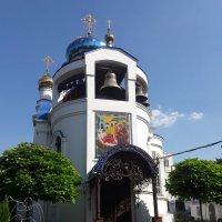 церковь :: Елена Константиниди
