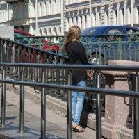 СПб.  Крюков канал. Мост Декабристов. :: Виктор Орехов