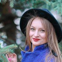 Девушка в шляпе :: Дмитрий Соколов