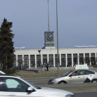 Финляндский вокзал :: Владимир