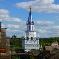 Постройки в Измайлово. :: Alexey YakovLev