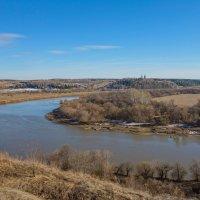 Река Сылва. Каширинская петля :: Алексей Сметкин