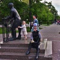 В Александровском саду. :: Лариса Красноперова