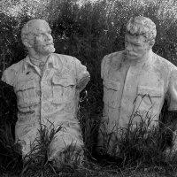 Поверженные вожди :: Сергей Карачин