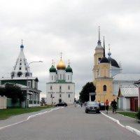 Коломенский кремль :: olgadon