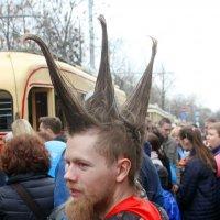 где мой трамвай? :: Дмитрий Солоненко