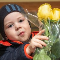 Цветы для мамы. :: Сергей Фельдман