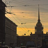 Город и время. :: Senior Веселков Петр