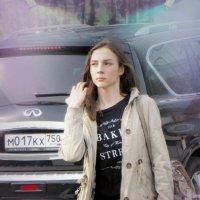 Леди с Бейкер-стрит :: Сергей Беличев