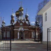 Церковь Спаса Нерукотворного Образа :: Ольга Лиманская