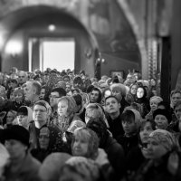 Вербное воскресенье /Москва 2019 :: Pasha Zhidkov