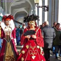 Venezianischer Karneval in Hamburg :: Nina Yudicheva