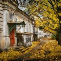 Уголок старого города. :: Виталий