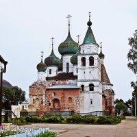 Авраа́миев Богоявле́нский монасты́рь :: Евгений Кочуров