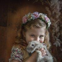 Пасхальный кролик :: Юлия Бокадорова