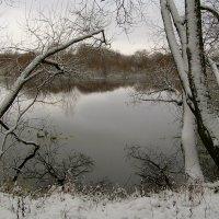 Первый снег :: Геннадий Худолеев