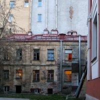Дома в Питере :: skijumper Иванов