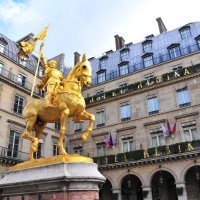 статуя Жанна д Арка :: Георгий А