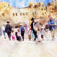 Израиль / Иерусалим. Старый город. :: Vladimir (Volf) Kirilin
