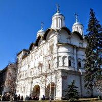 Патриаршие палаты :: Анатолий Колосов