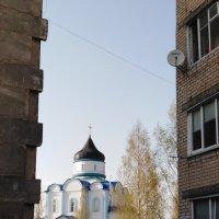 Вид на храм :: Maryana Petrova