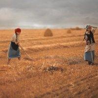 Collective farmers :: Malika Drobot