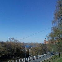 В НИЖНЕМ ВЕСНА! :: Ольга НН