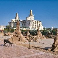 Турция песочные фигуры :: Sergej