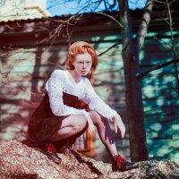 хищник на вершине :: Дарья Рядина