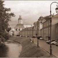 Санкт-Петербург. Александро-Невская лавра. :: Николай Панов