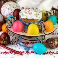 С праздником Светлой Пасхи! :: Виктор Желенговский