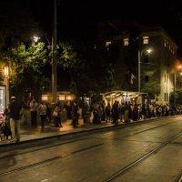 прибытие трамвая :: svabboy photo