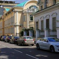 Вишняковский переулок :: Игорь Белоногов
