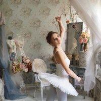 Балерина. :: Александр Бабаев