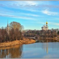Весенняя акварель :: Vadim WadimS67