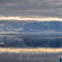 Вечер за полярным кругом :: Alex Mimo