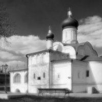 Церковь зачатия Святой Анны :: Владимир Иванов