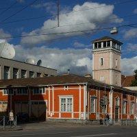 Пожарная часть Сортавалы :: Валентина Харламова