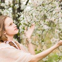 Весна :: Инга Энгель