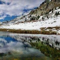 Начало осени в горах :: Elena Wymann