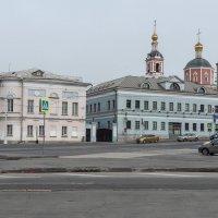 Площадь Яузские ворота :: Сергей Лындин
