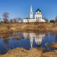 Казанская церковь :: Galina