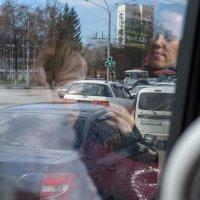 В автобусе :: Валерий Михмель